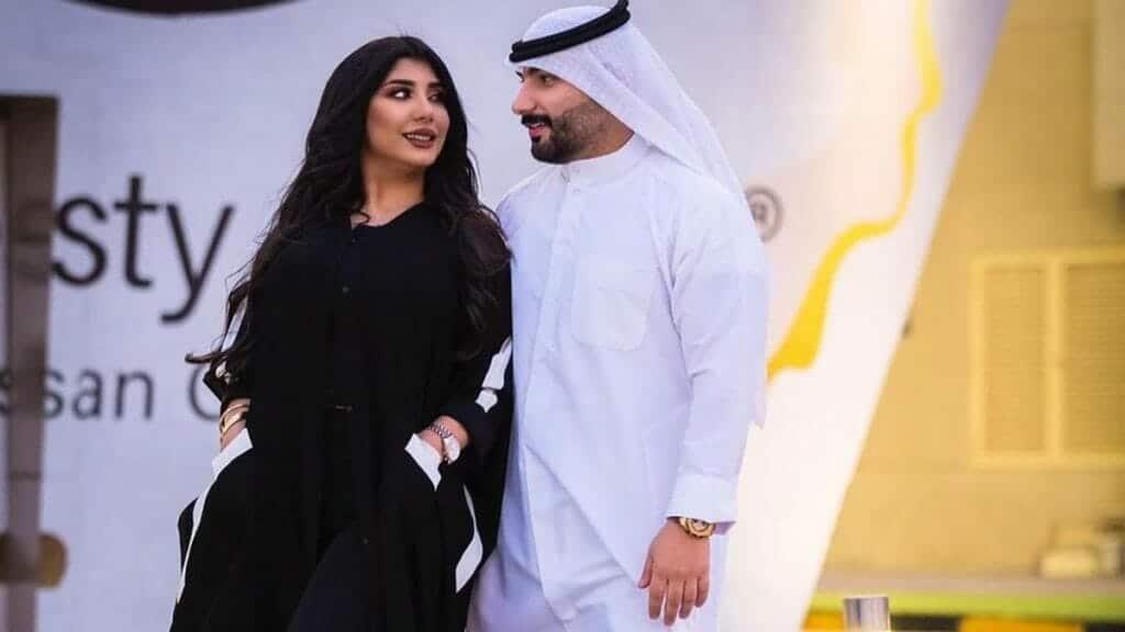 تطور جديد بقضية الفاشينستا سارة الكندري وزوجها احمد العنزي