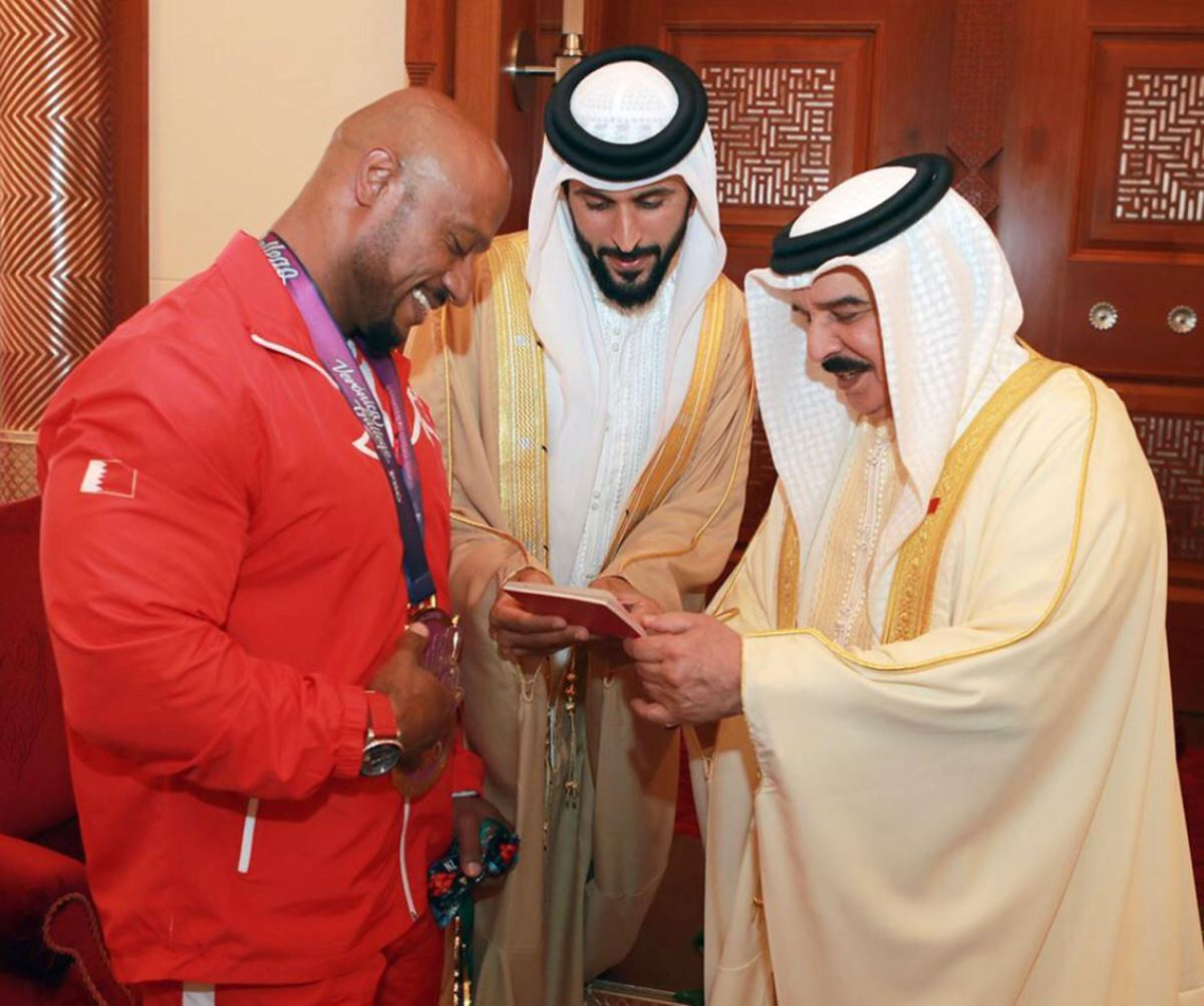 قطر إن قالت صدقت.. الإفراج عن جميع البحارة البحرينيين من بينهم بطل كمال الاجسام سامي الحداد