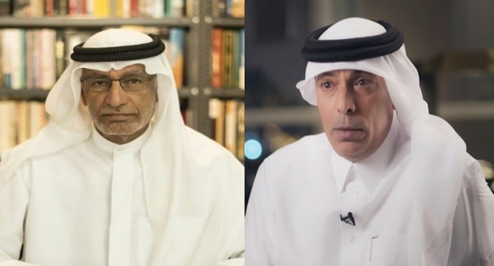 شاهين السليطي - عبدالخالق عبدالله
