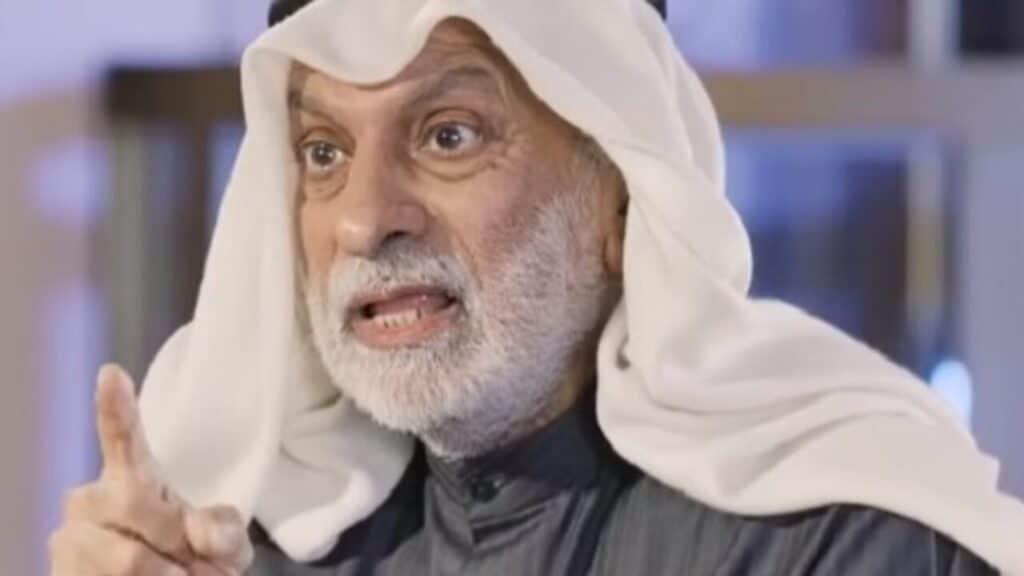 عبدالله النفيسي يوجه نصيحة للشعب الفلسطيني ويدعو صهاينة العرب أن يخجلوا على دمهم