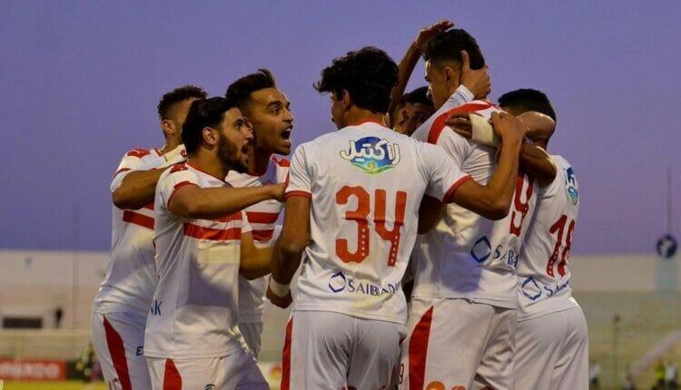 فريق الزمالك المصري