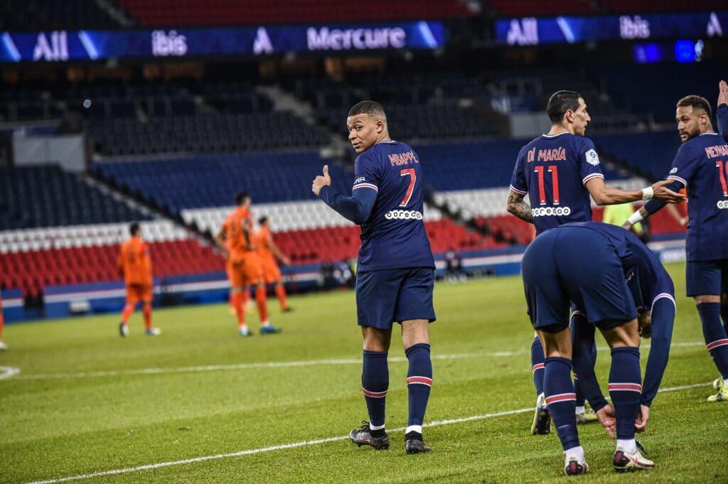 فريق باريس سان جيرمان