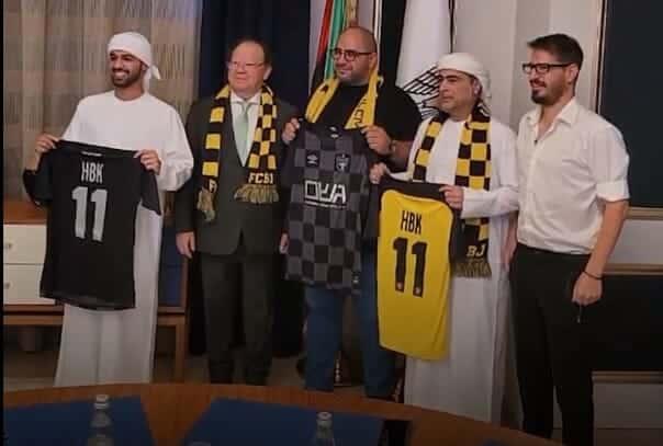 فضيحة الشيخ الإماراتي عادل العتيبة الذي اشترى نصف نادي بيتار القدس الإسرائيلي