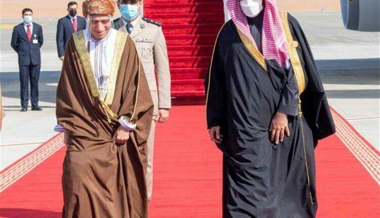 فهد بن محمود ومحمد بن سلمان