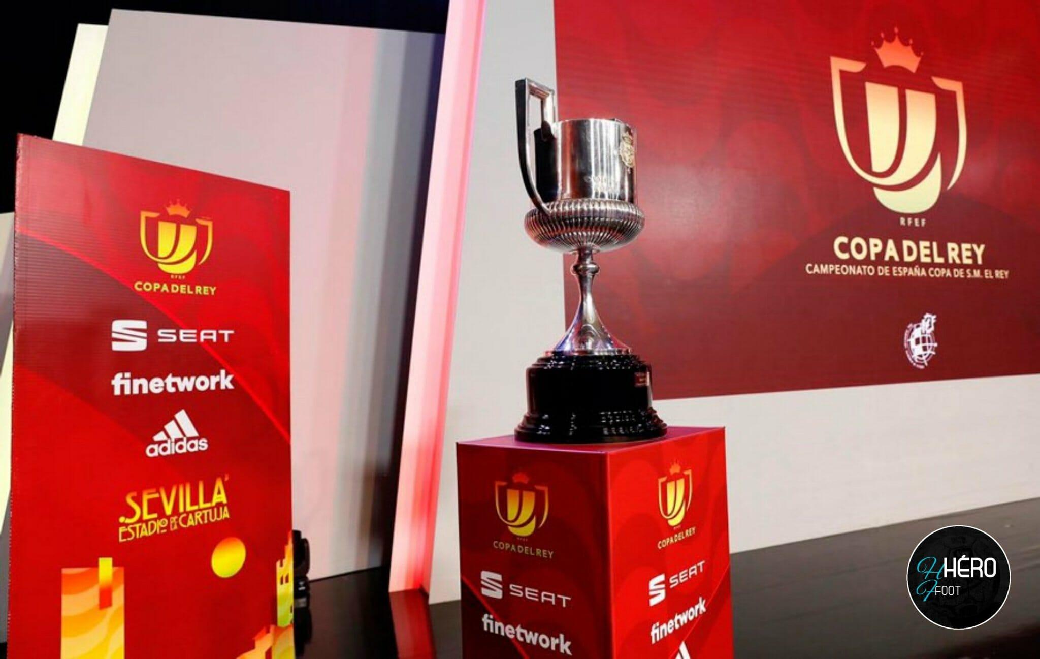 قرعة الدور ال16 من كأس ملك إسبانيا