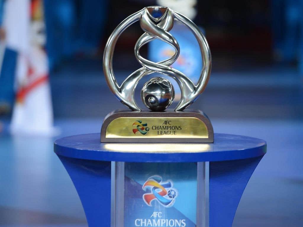 قرعة دوري أبطال أسيا لكرة القدم 2021