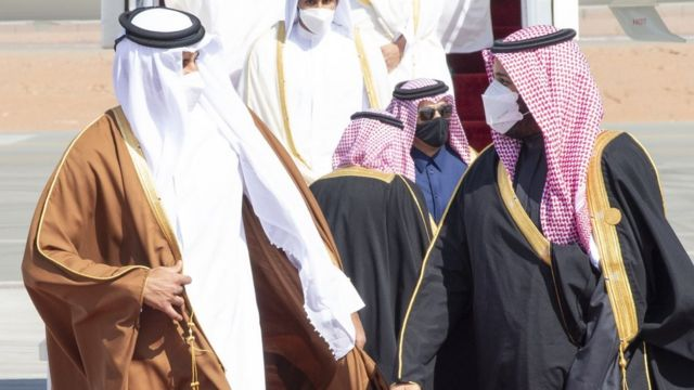 قمة العلا المصالحة الخليجية