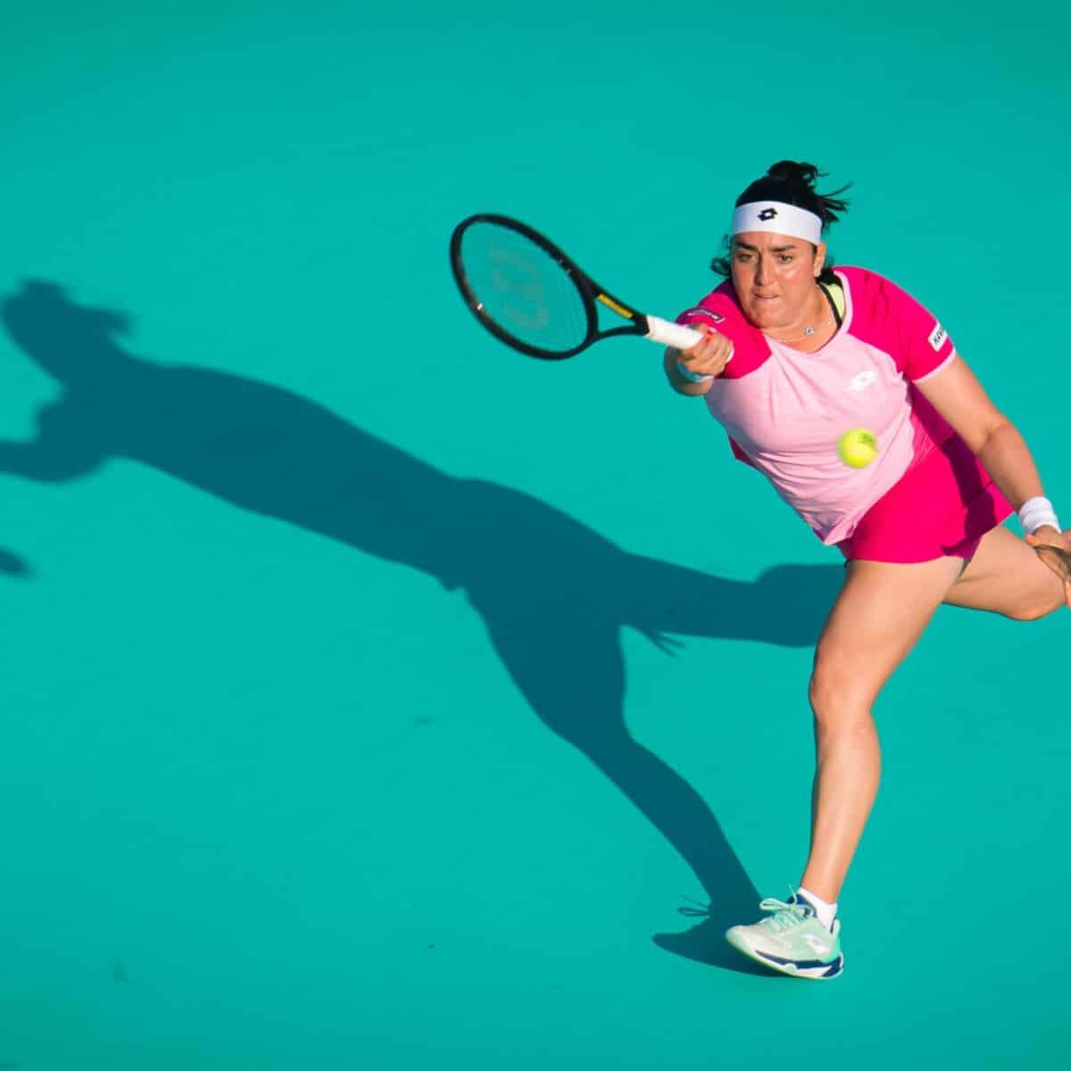 لاعبة كرة التنس التونسية أنس جابر
