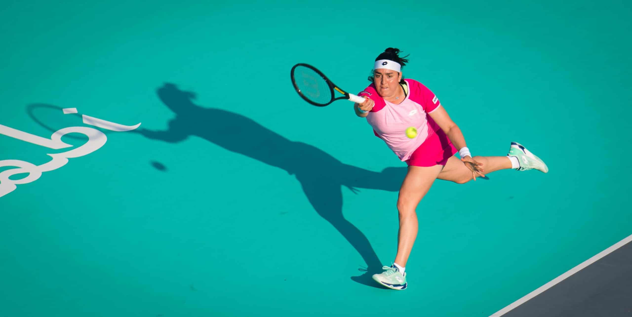 تونسية تُصنف في الترتيب ال 30 على مستوى العالم كأفضل لاعبة كرة تنس