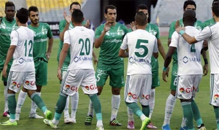 مباراة المصري والاتحاد السكندري
