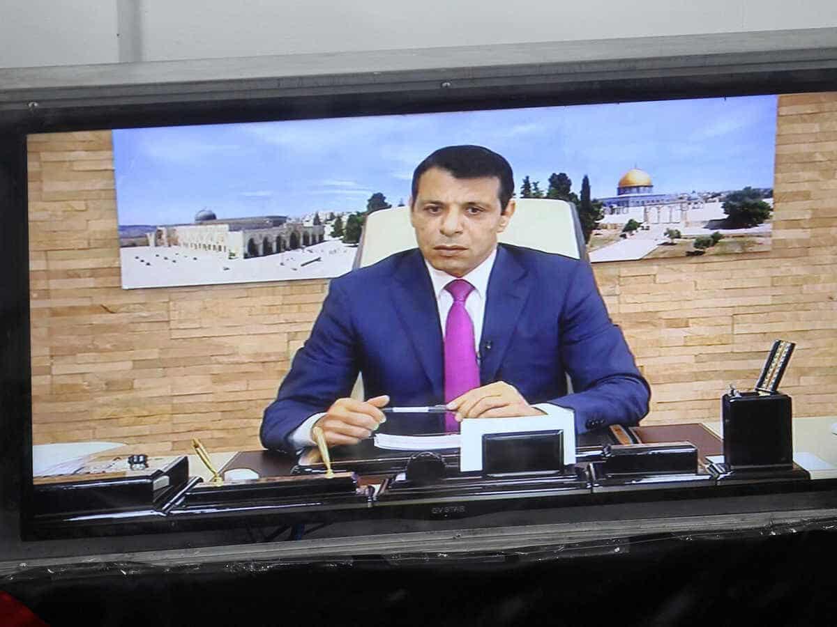 الإمارات ترسل مصنع للاوكسجين لغزة عبر دحلان