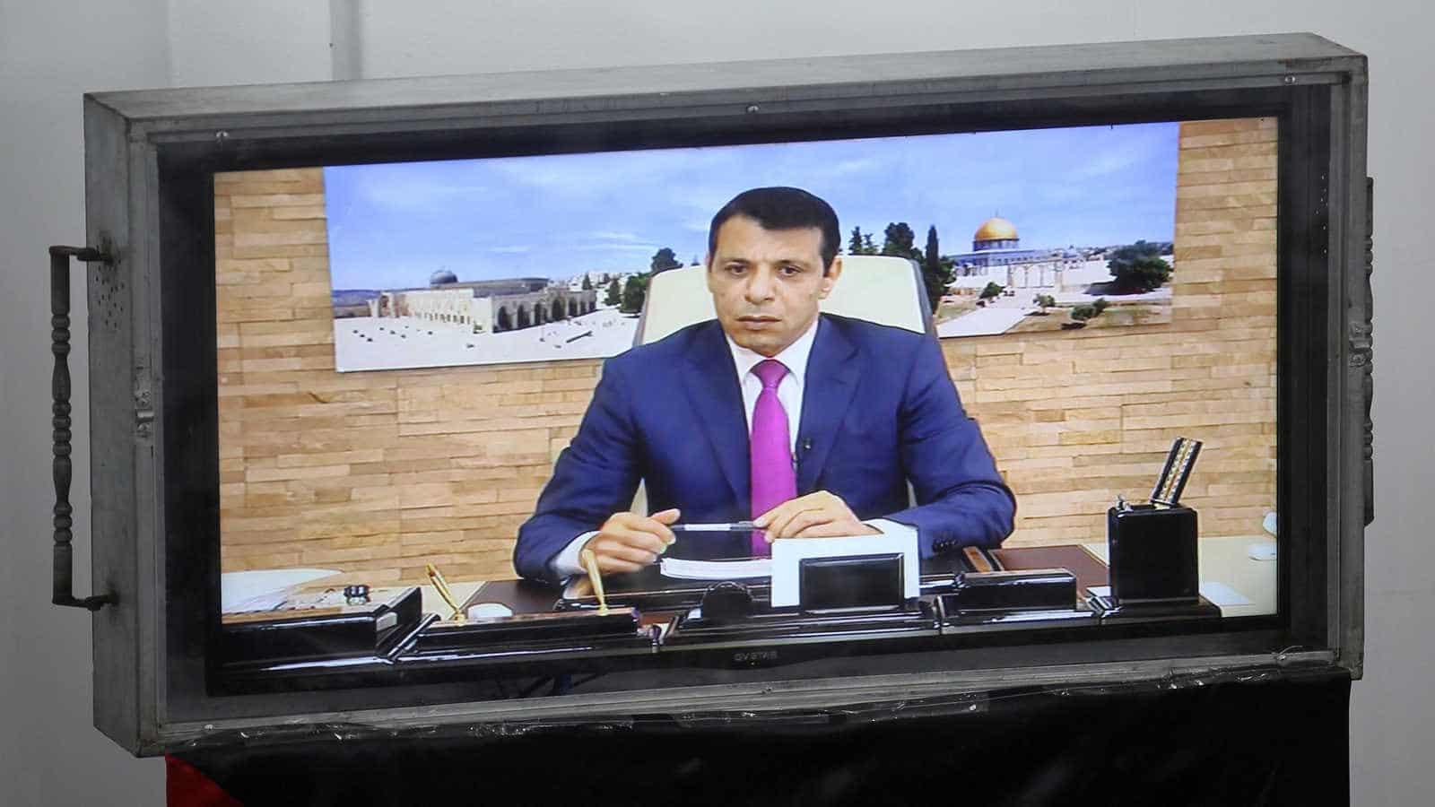 مصنع لإنتاج الأوكسجين السائل وصل من الإمارات لغزة بإمضاء محمد دحلان.. على ماذا ينوي رجل ابن زايد؟