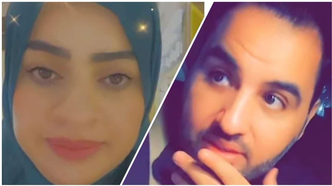 أميرة الناصر تعود للحجاب وتكشف تعرضها للتعذيب وزوجها يبكي: نزلتي رأسي بالأرض!