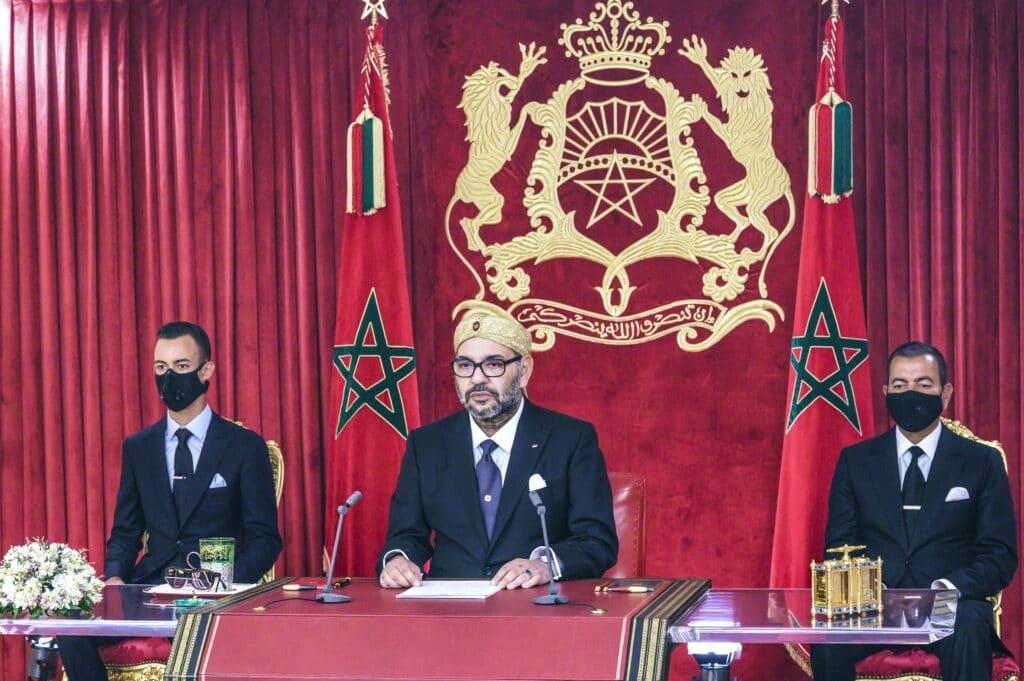 اختفاء بيان اعتراف ترامب بسيادة المغرب على الصحراء الغربية