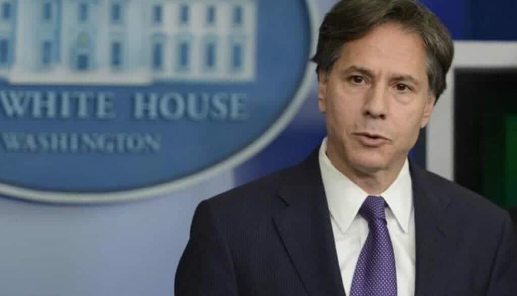 معلومات عن أنتوني بلينكن وزير خارجية أمريكا الجديد