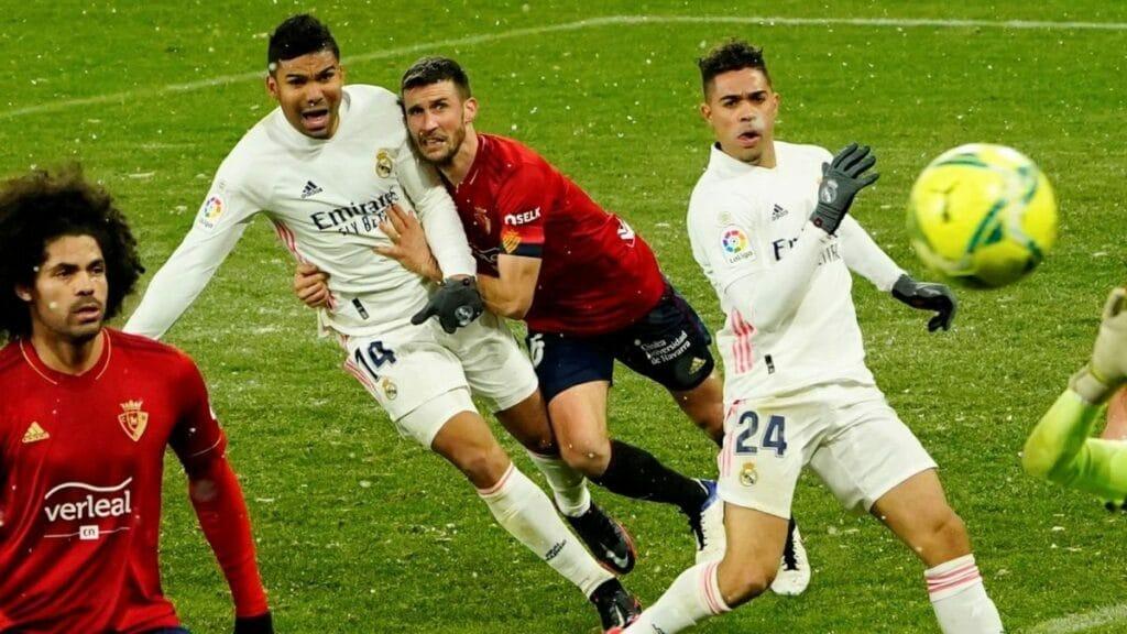 القناة الناقلة لمباراة فالنسيا وأوساسونا في الدوري الإسباني وموعدها