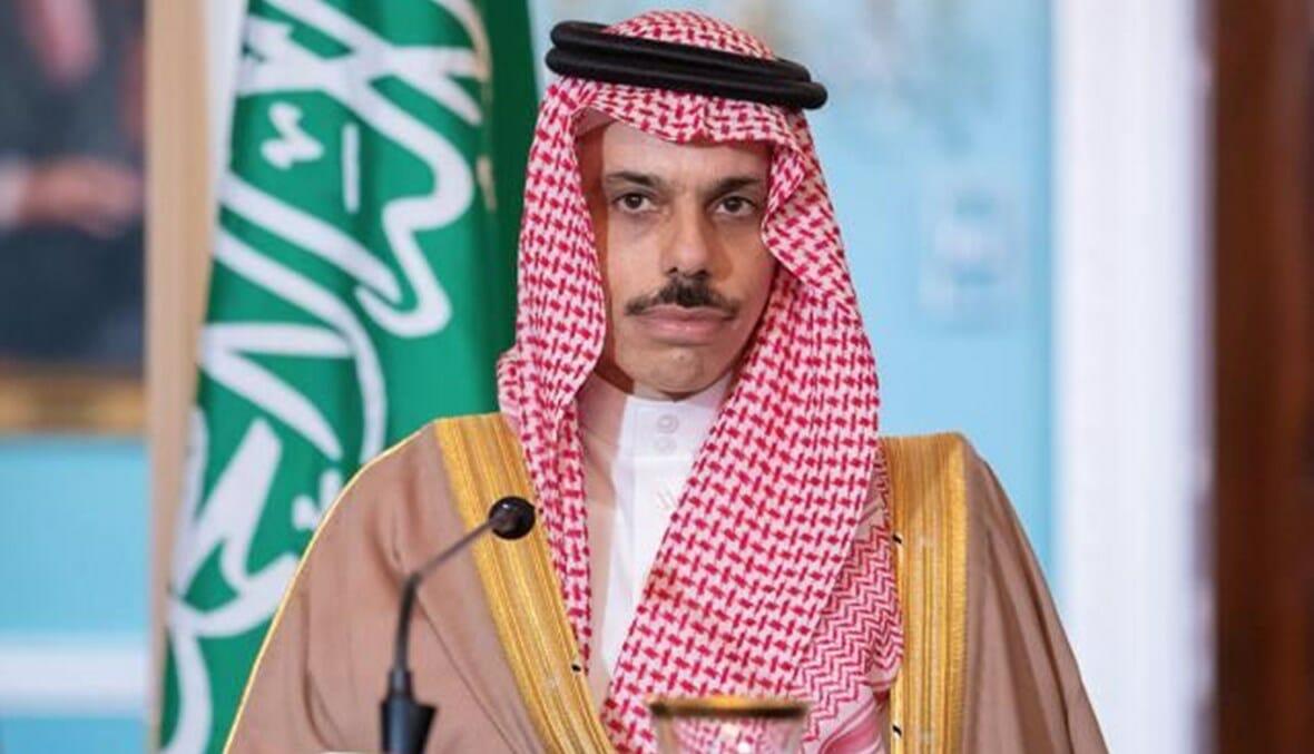 وزير خارجية السعودية فيصل بن فرحان لعبد دورا في التطبيع مع السودان
