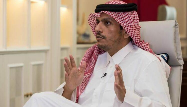 وزير خارجية قطر الشيخ محمد بن عبدالرحمن