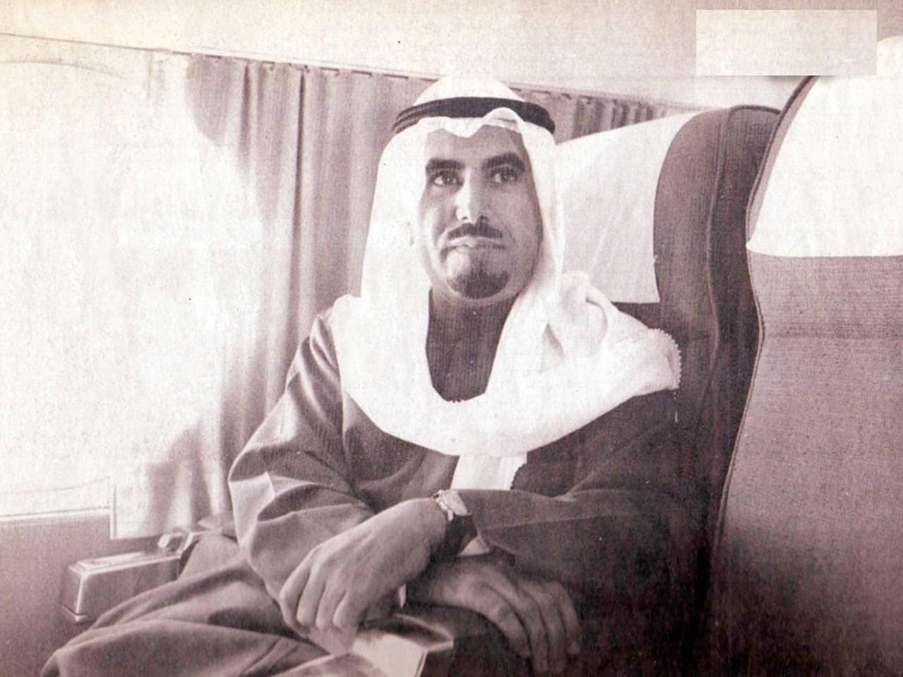 وفاة الشيخة فضاء جابر الأحمد الصباح في ذكرى رحيل والدها