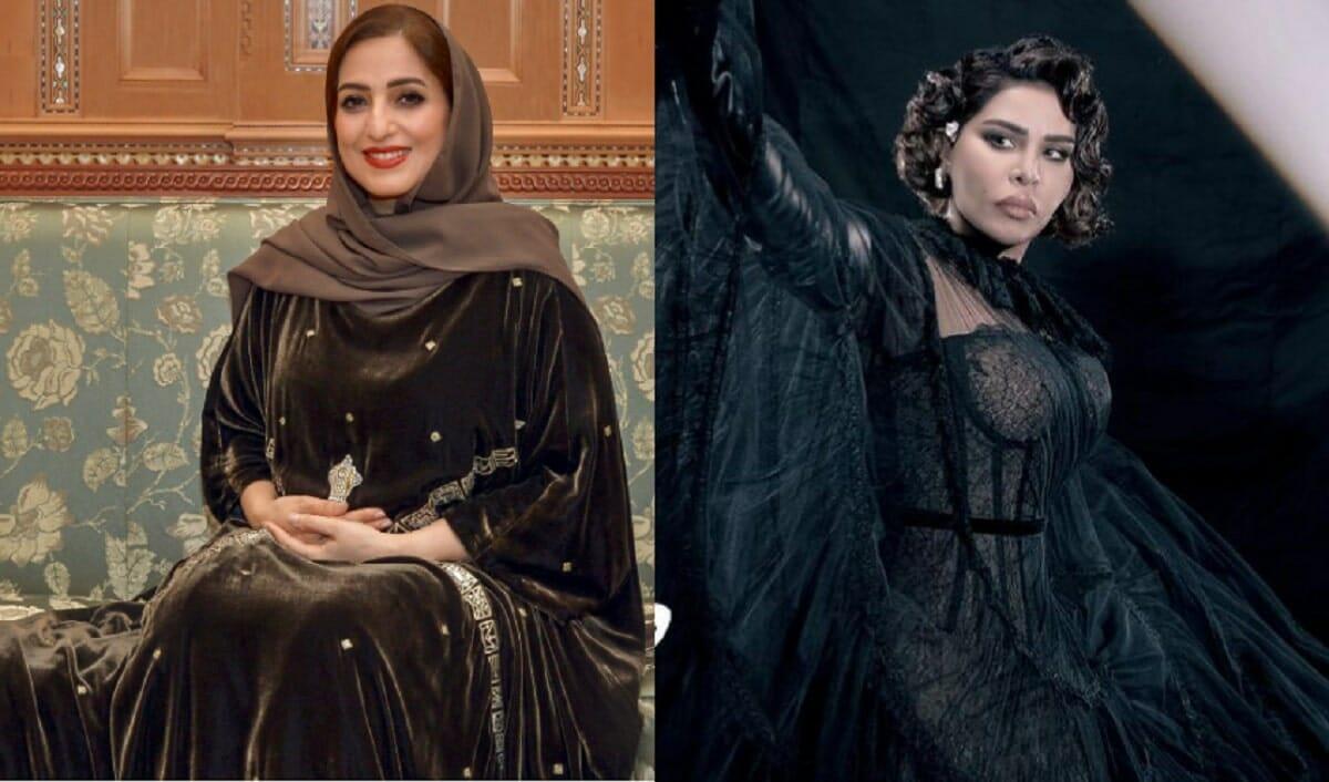 أحلام تشكر السيدة الجليلة عهد بنت عبدالله البوسعيدية على مباركتها ألبومها فدوة عيونك