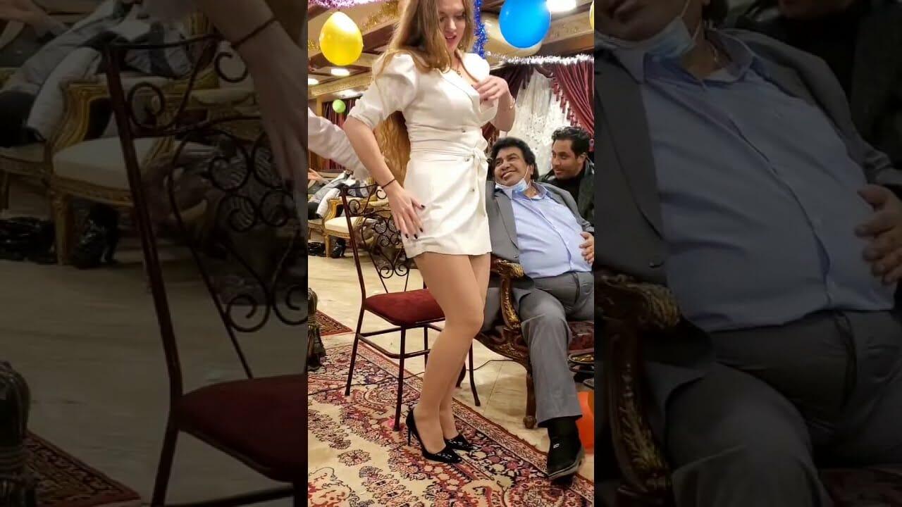 احمد عدوية والراقصة ديانا