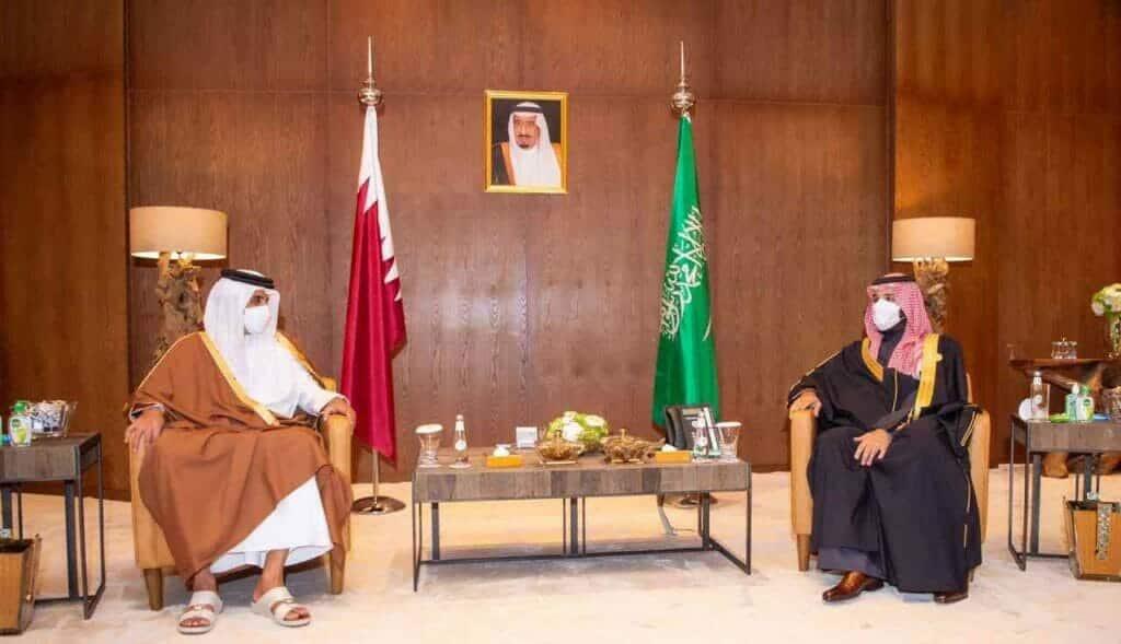 """لهذه الاسباب تغير الموقف السعودي فجأة من قطر وتنازل محمد بن سلمان عن شروطه الـ""""13″"""