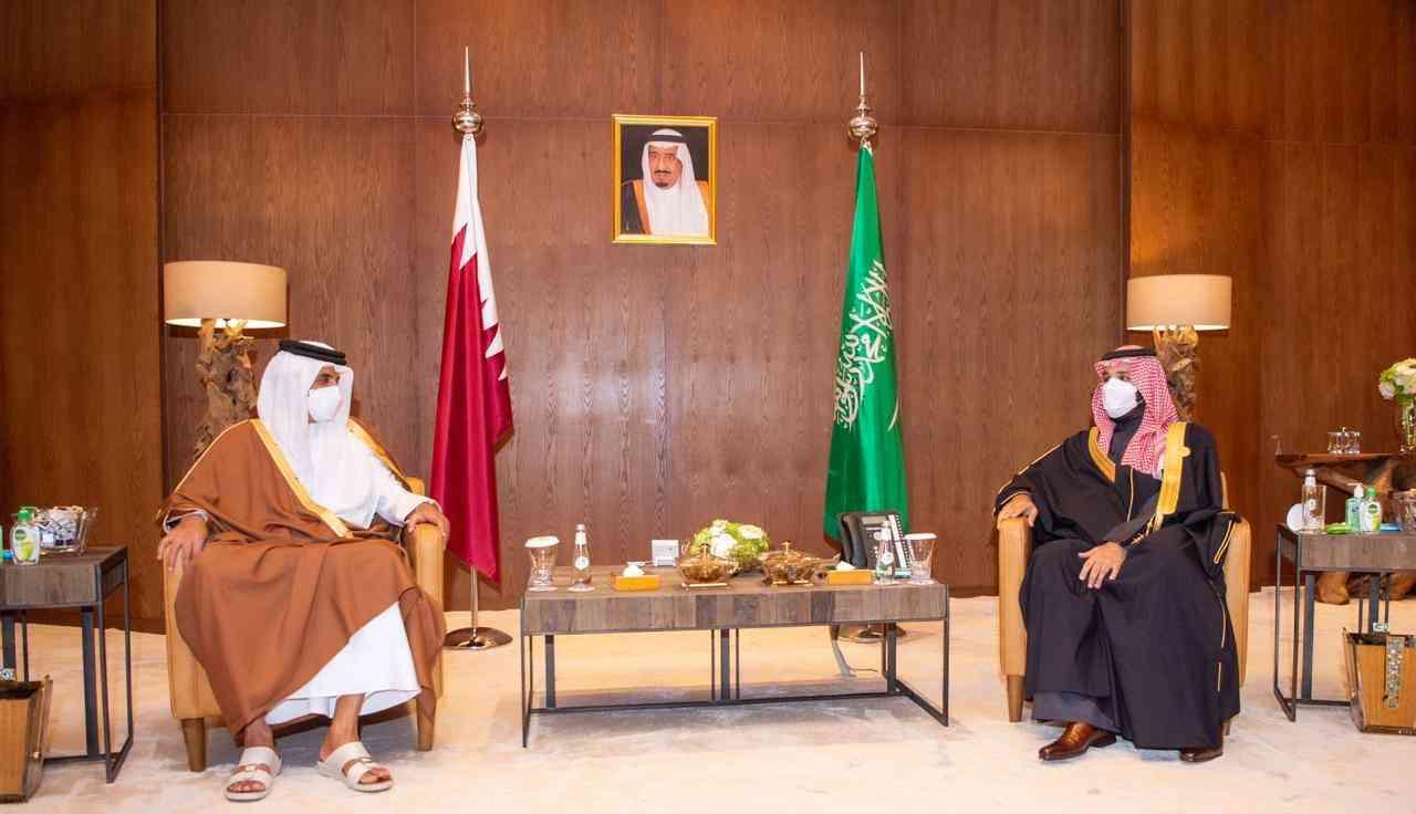 لهذه الاسباب تغير الموقف السعودي فجأة من قطر