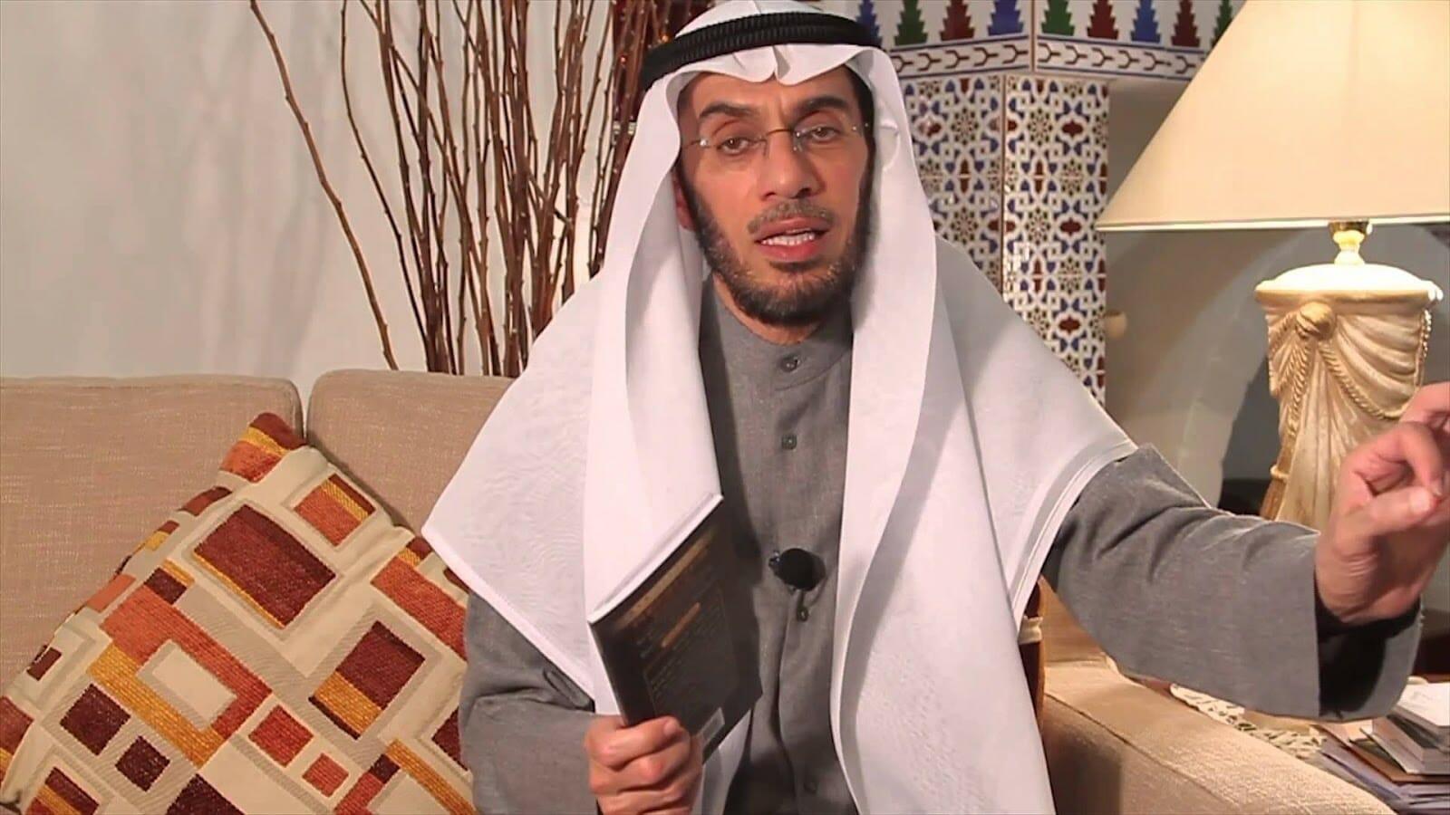 الداعية محمد العوضي يروي ما رآه في منامه عن الداعية عبدالعزيز الطريفي