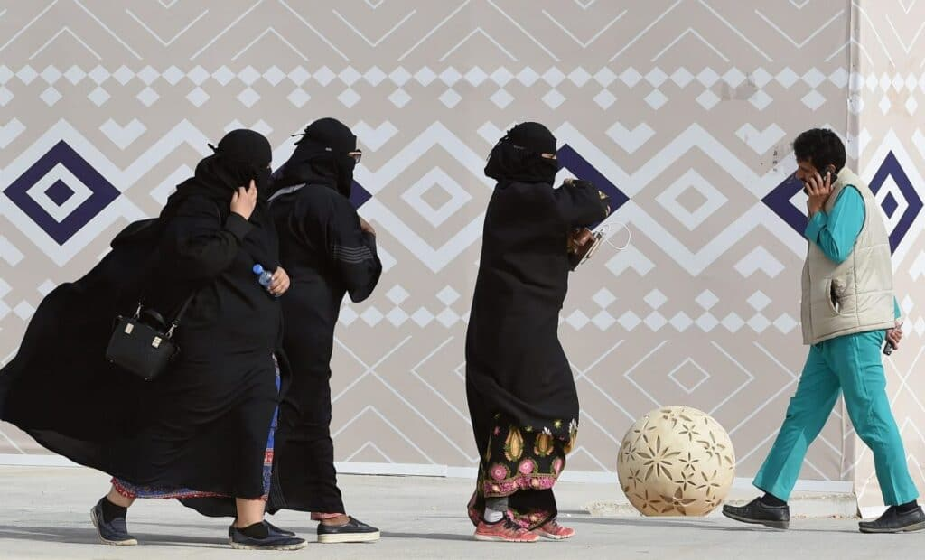 المتحرشة انجل تثير ضجة واسعة في السعودية