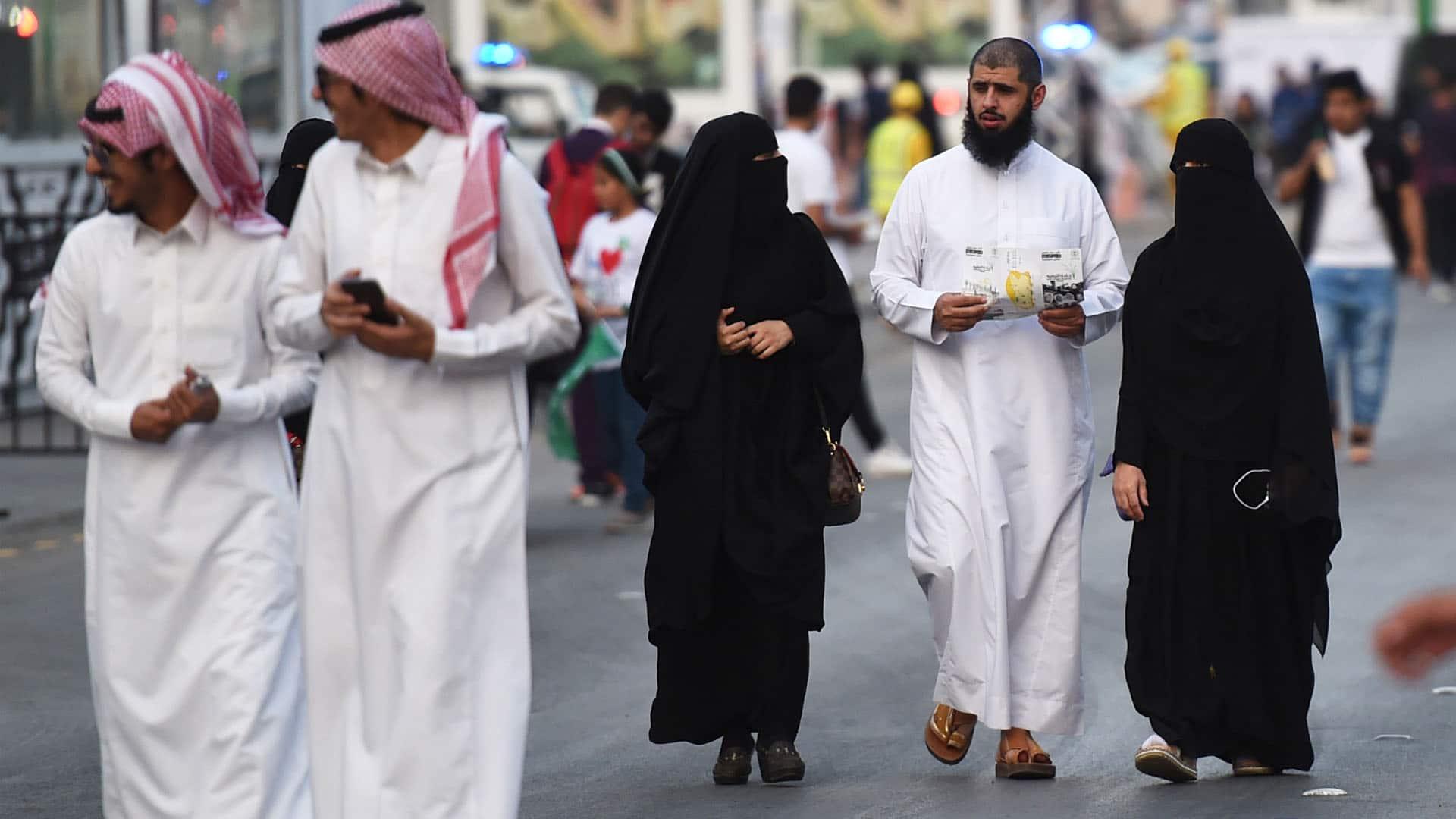 اعتقال الداعية السعودية عائشة المهاجري
