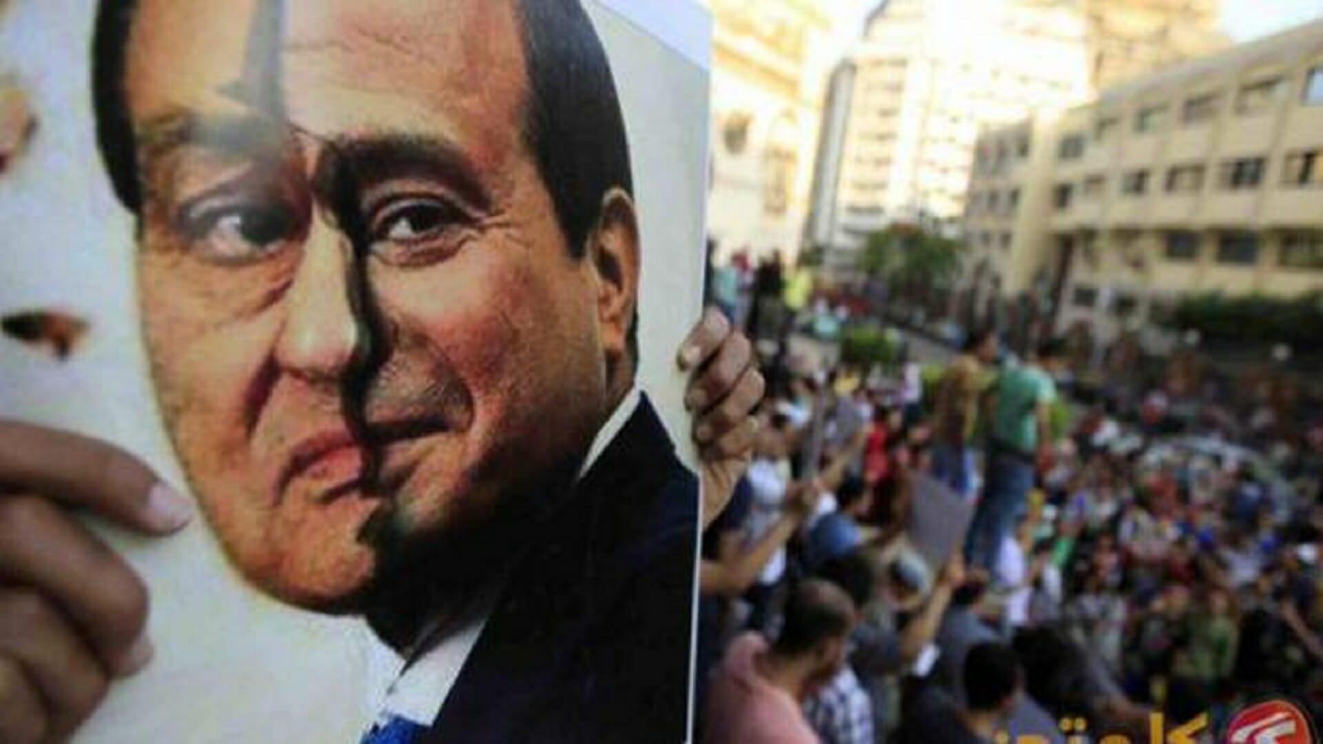 صحيفة تعري امبراطورية السيسي الذي استغل سقوط مبارك