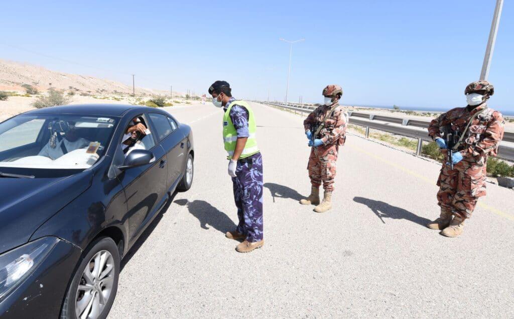 شرطة عمان السلطانية تضبط شبكة منافية للاخلاق