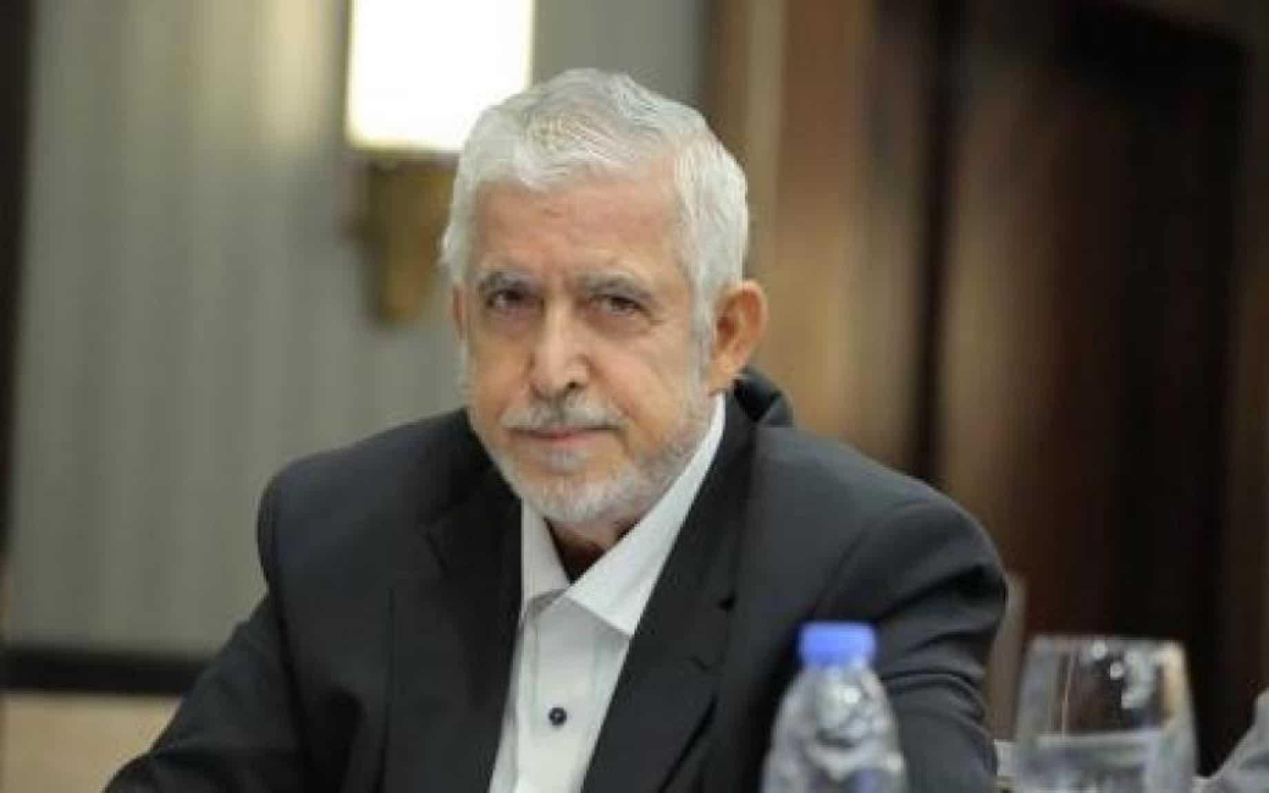 محمد الخضري ممثل حماس أصيب بالشلل في السعودية