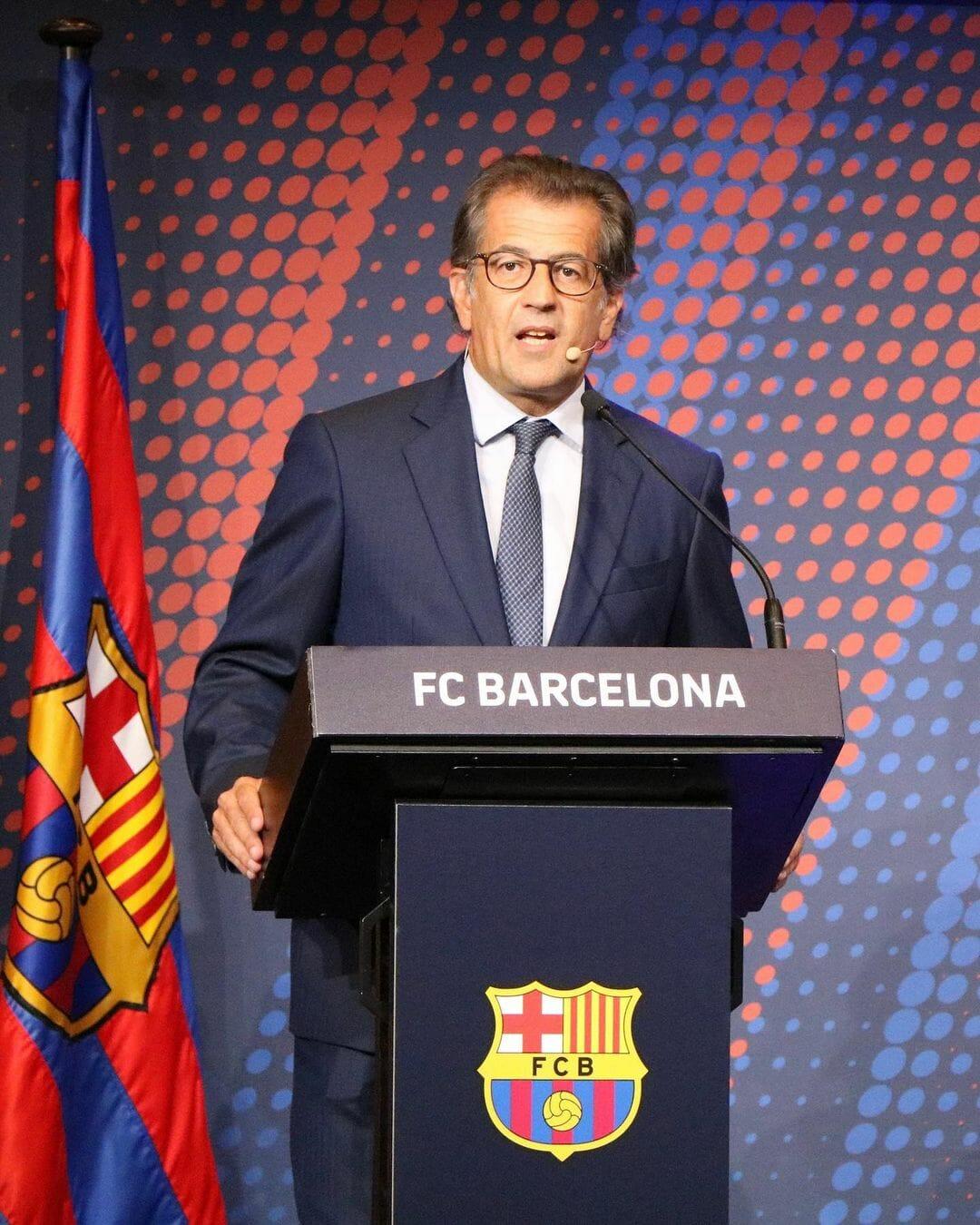 توني فريسكا مرشح برشلونة يشن هجوماً على فريق ريال مدريد الإسباني