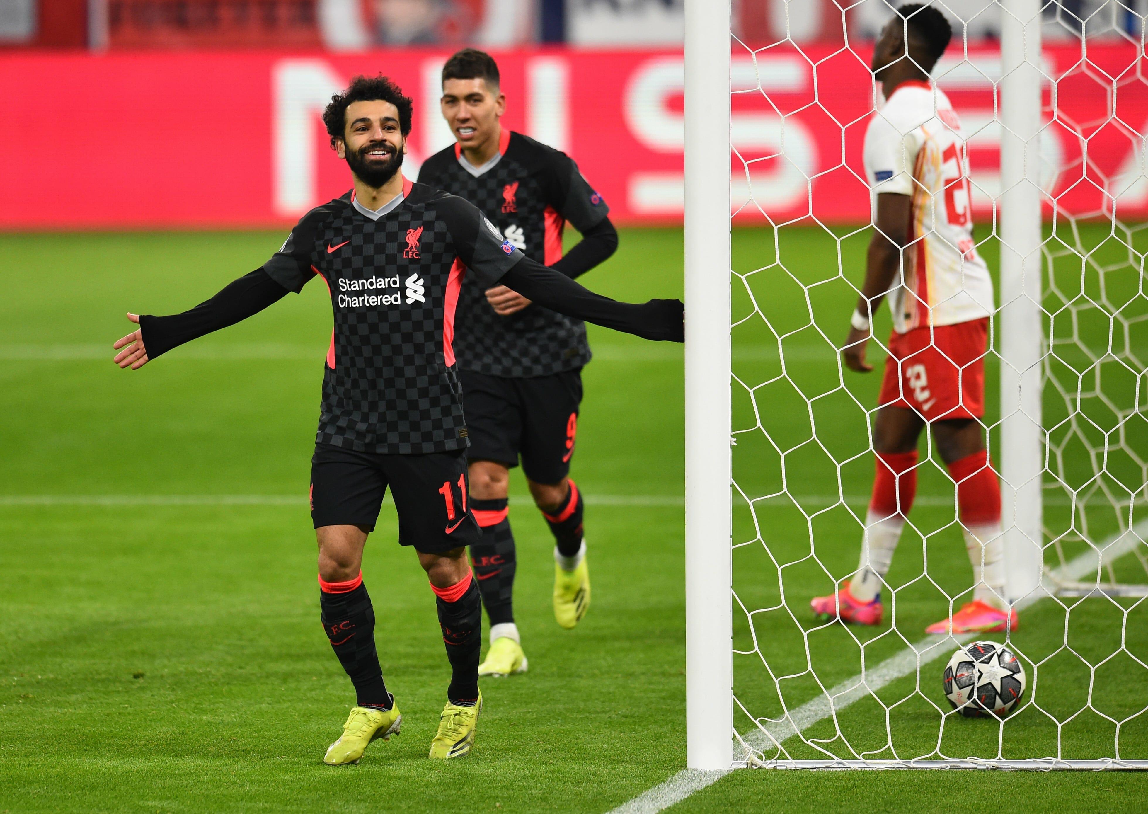 موعد مباراة ليفربول ومنافسه لايبزيج في دوري أبطال أوروبا