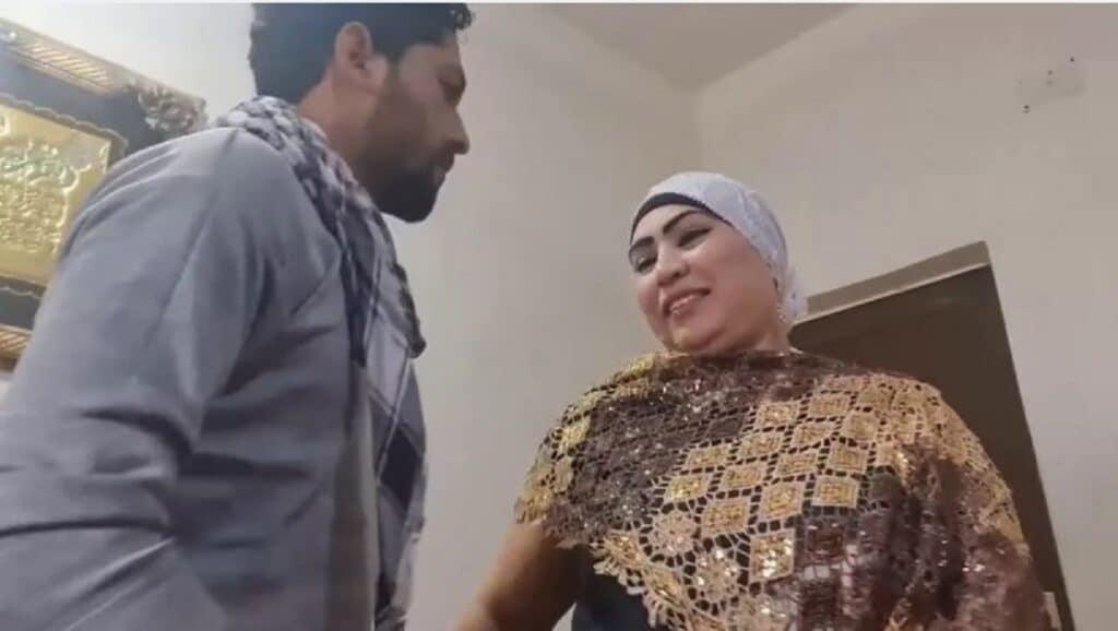 اليوتيوبر احمد ونهى