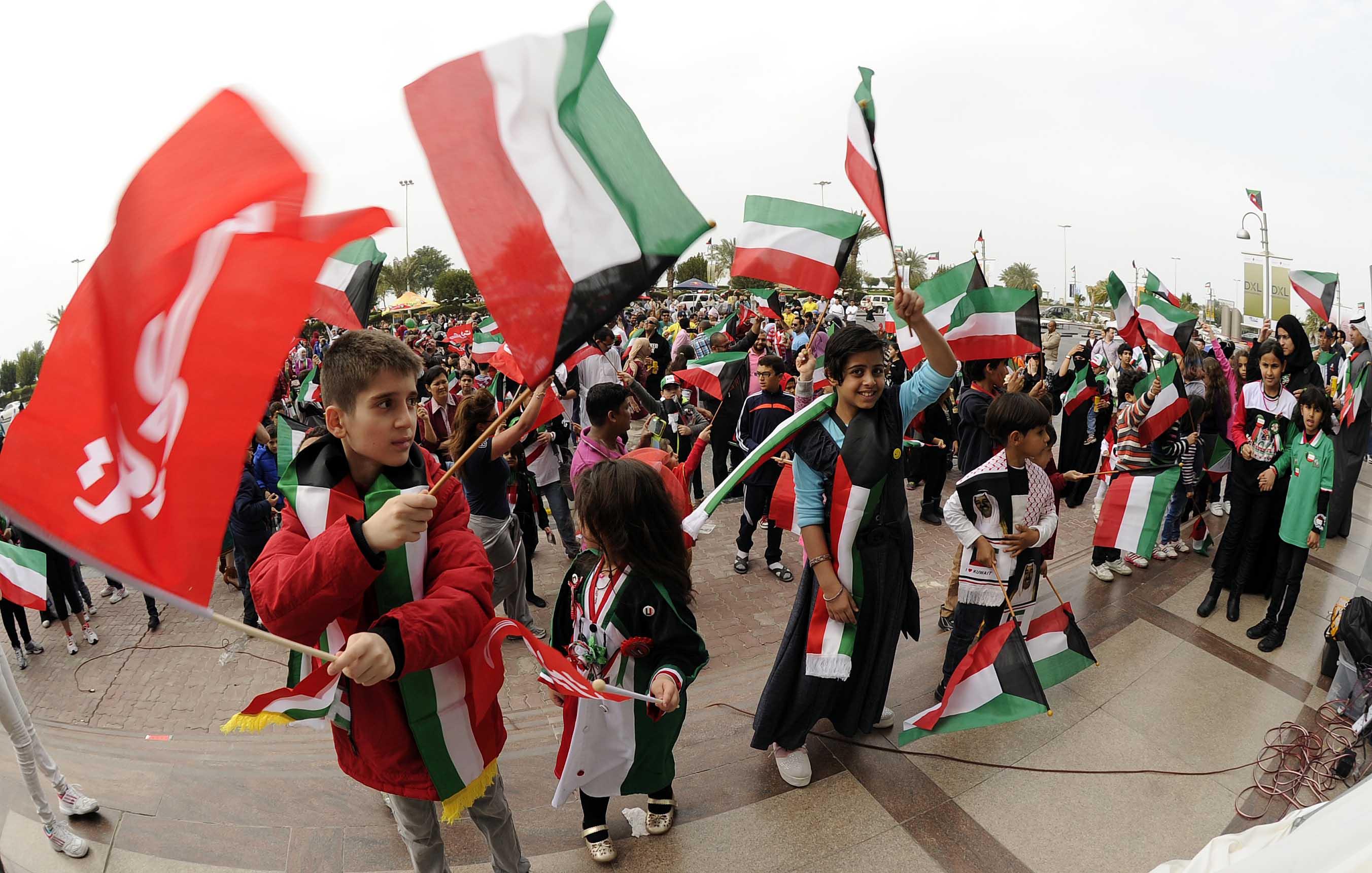العيد الوطني الكويتي يتزامن مع أسوأ أزمة اقتصادية