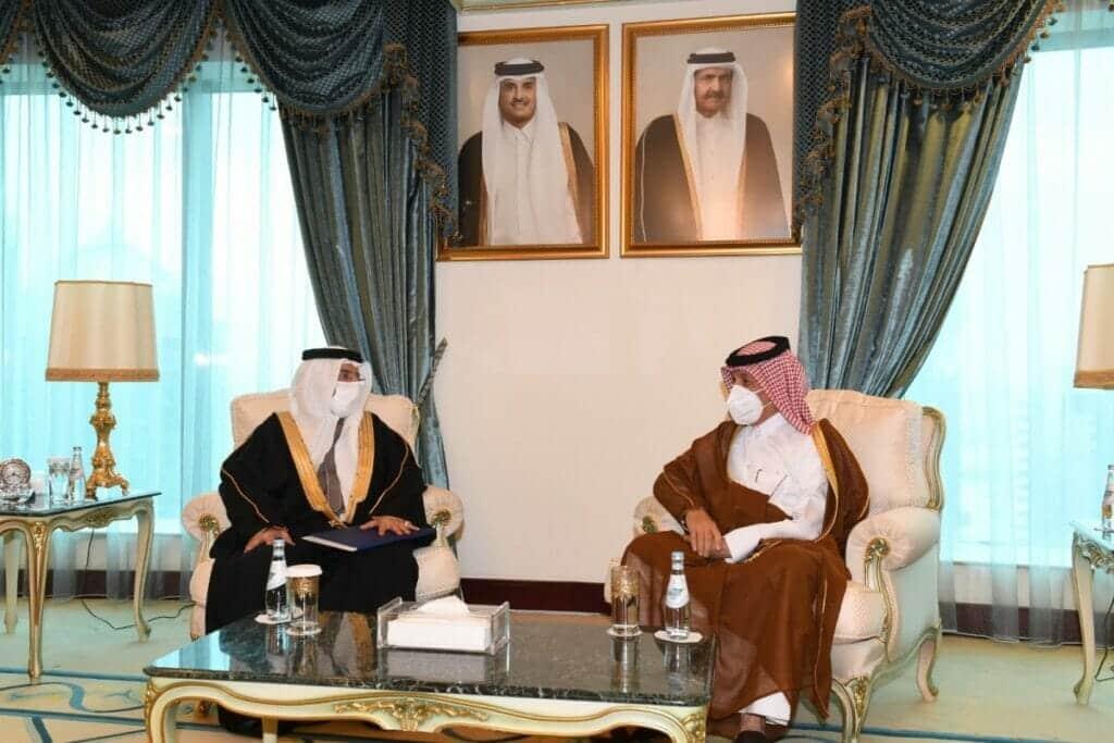البحرين هرولت إلى الدوحة لطلب الصلح وهذا ما جرى في أول تواصل رسمي بينها وبين قطر