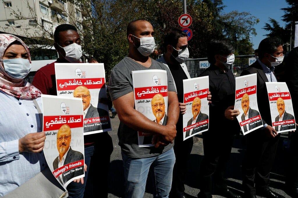 اسماء قتلة جمال خاشقجي كشفها تقرير الاستخبارات الامريكية
