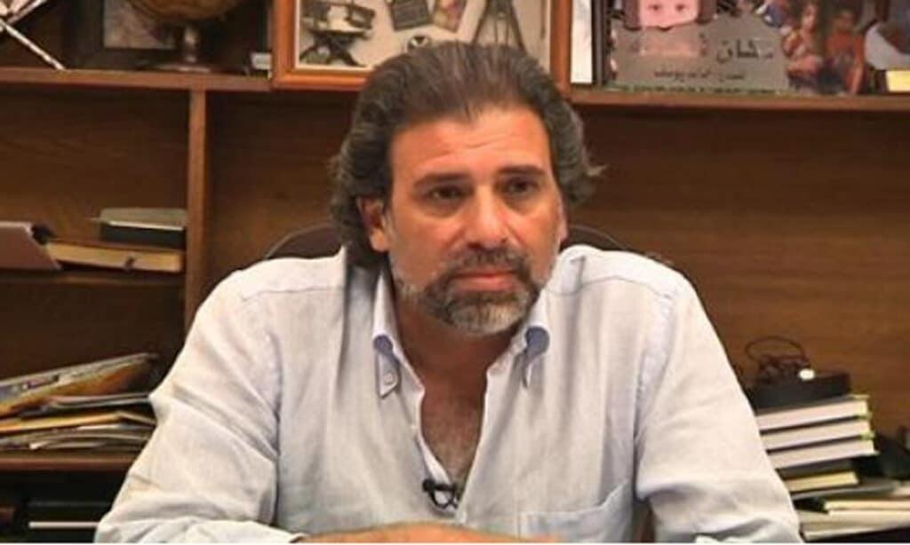 خالد يوسف سيعود إلى مصر