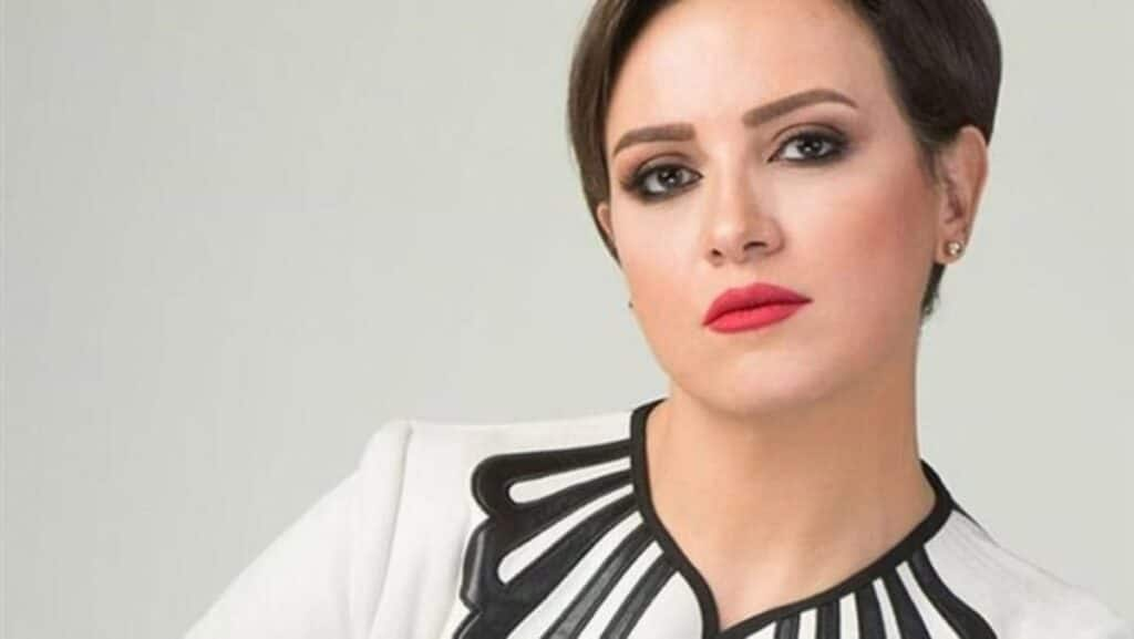 ريهام عبدالغفور في ورطة بسبب لسانها وهذا ما قالته عن حي الزمالك وأغضبت المصريين