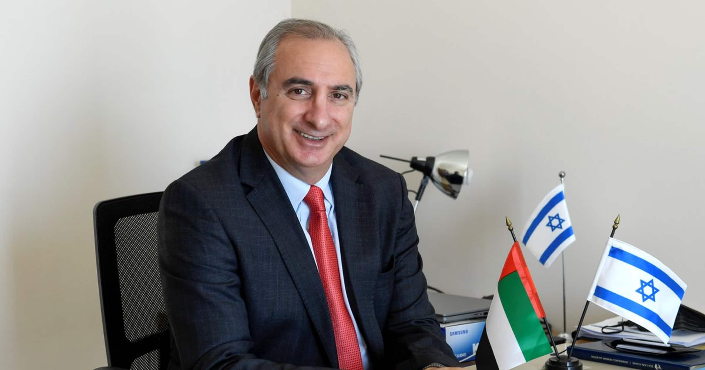 سفير إسرائيل يكشف طبيعة العلاقة مع محمد بن زايد