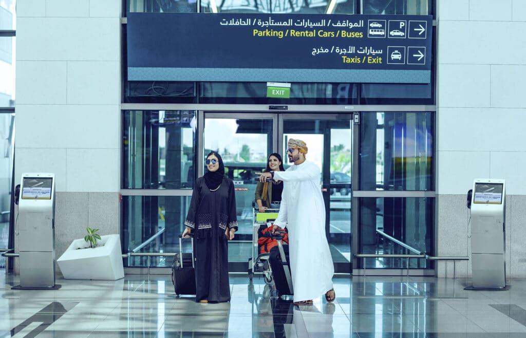 حساب عماني شهير يوضح بشأن هذه الأمر الذي أثار اللغط في سلطنة عمان