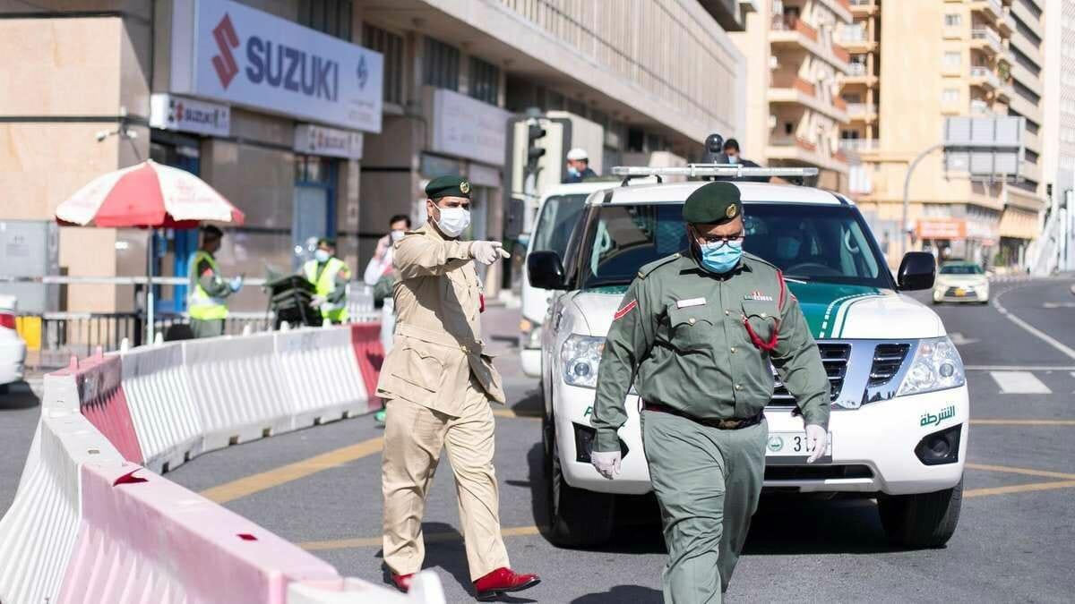 جريمة غريبة نفذتها عصابة في دبي