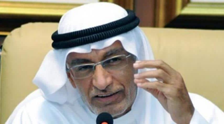 عبدالخالق عبدالله عن عودة سفير الامارات إلى قطر