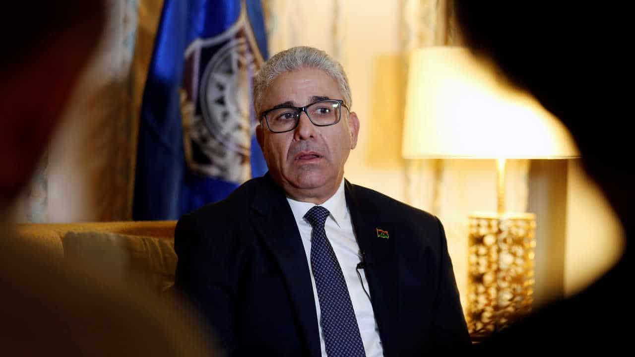 محاولة اغتيال وزير الداخلية في ليبيا فتحي باشاغا