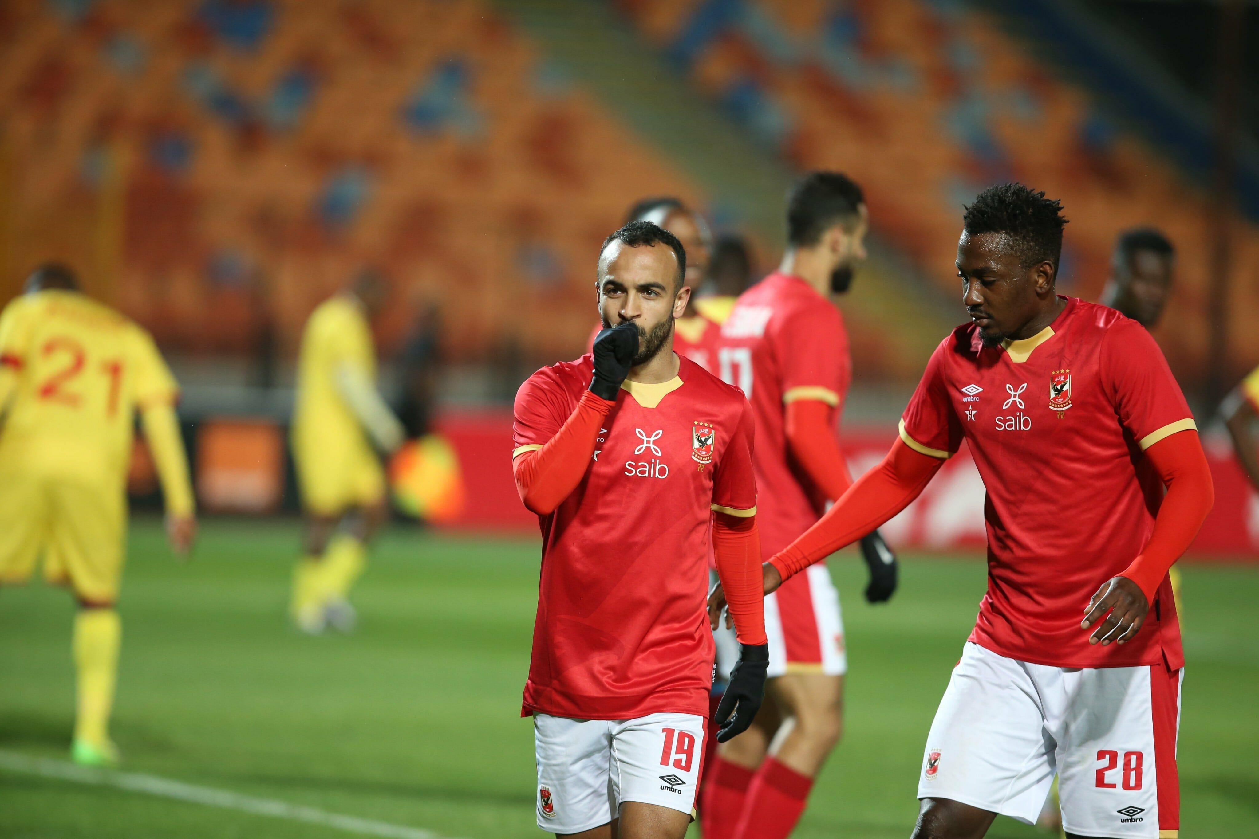 موعد مباراة الأهلي وسيمبا التنزاني في دوري أبطال أفريقيا