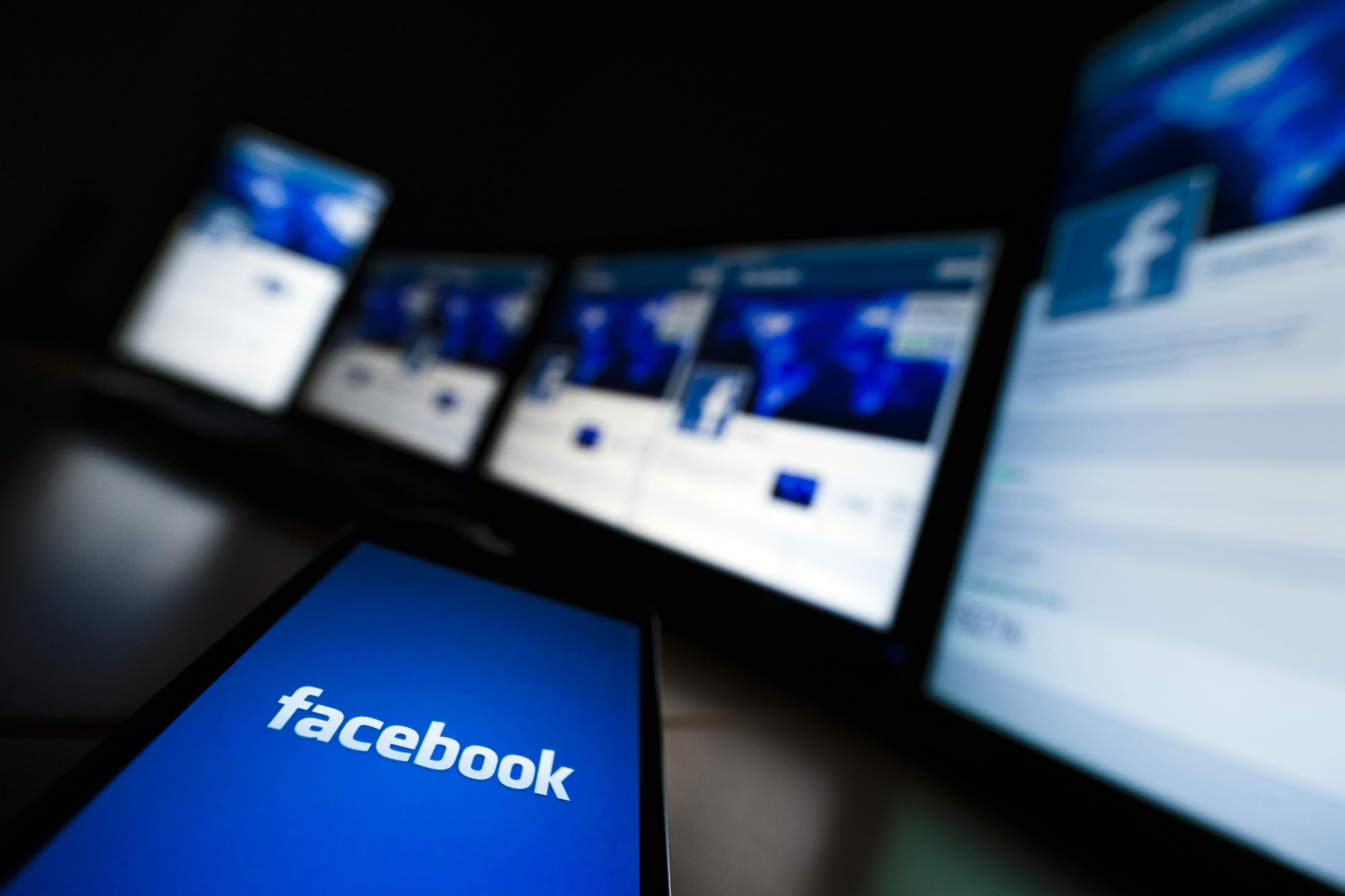 فيسبوك يفكك شبكة اماراتية استهدفت الفلسطينيين