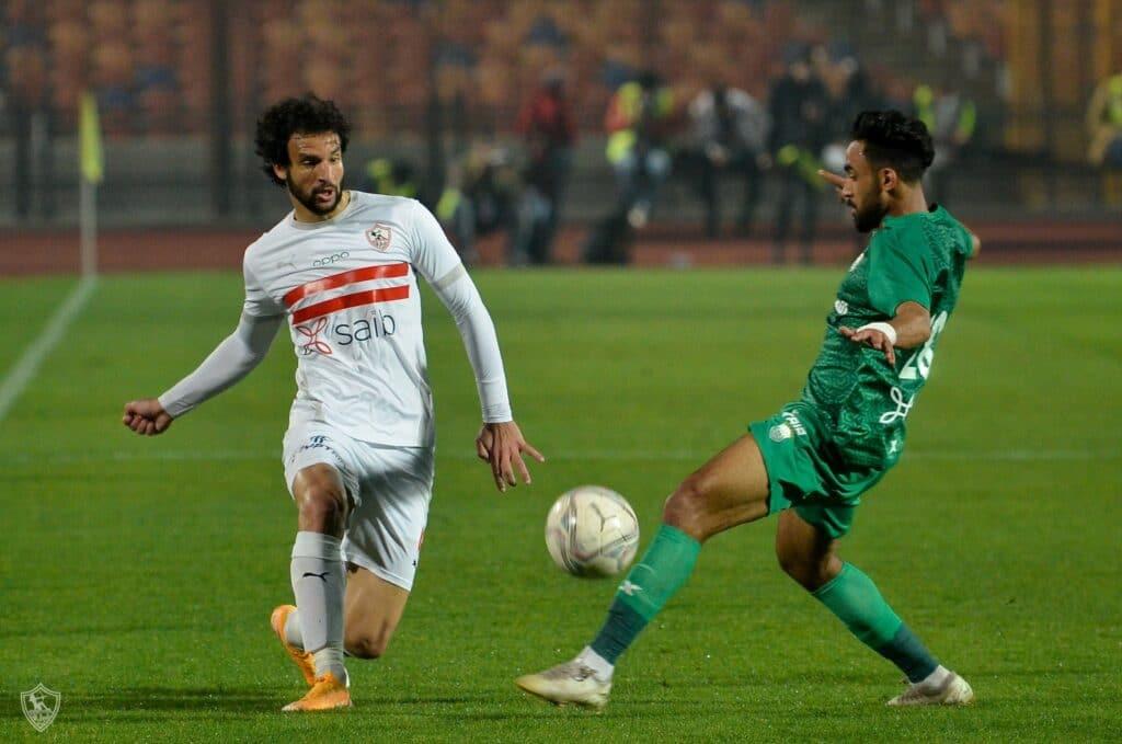 الزمالك المصري يطالب بتأجيل مباراته أمام حرس الحدود في كأس مصر والسبب ؟!