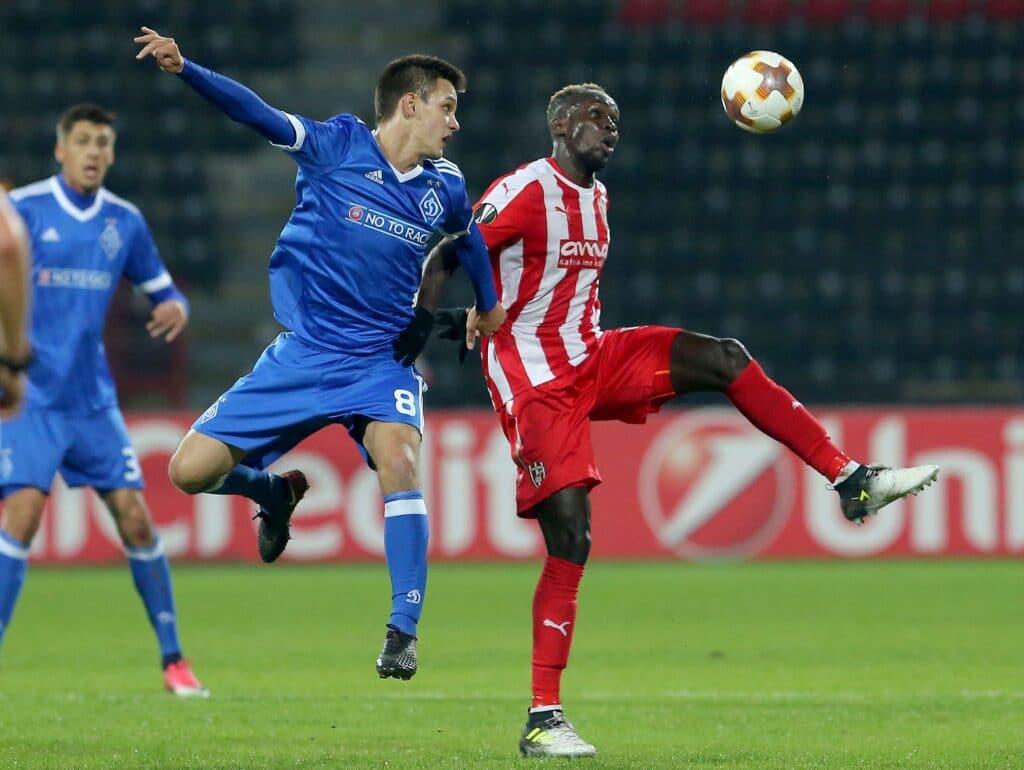 مباراة فريق سسكا صوفيا في الدوري الاوروبي